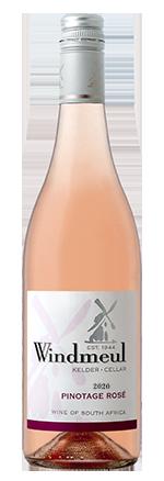 Windmeul Pinotage Rosé 2020
