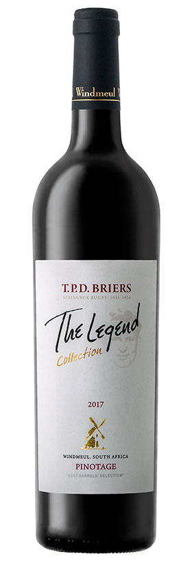 2017 Legend Pinotage